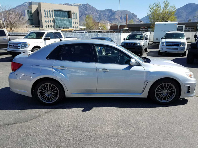 2013 Subaru Impreza WRX Ogden, Utah 5