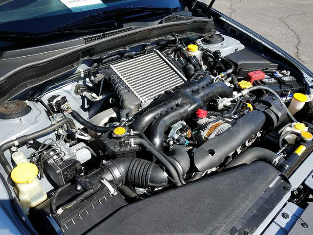 2013 Subaru Impreza WRX Ogden, Utah 43