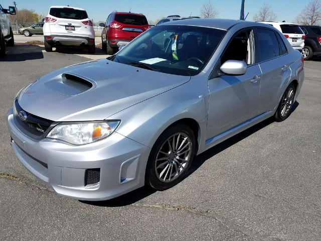 2013 Subaru Impreza WRX Ogden, Utah 0