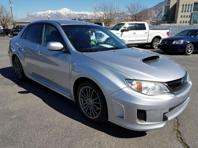 2013 Subaru Impreza WRX Ogden, Utah 6