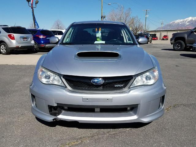 2013 Subaru Impreza WRX Ogden, Utah 7