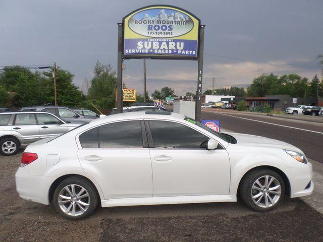 2013 Subaru Legacy 2.5i Limited Golden, Colorado 0