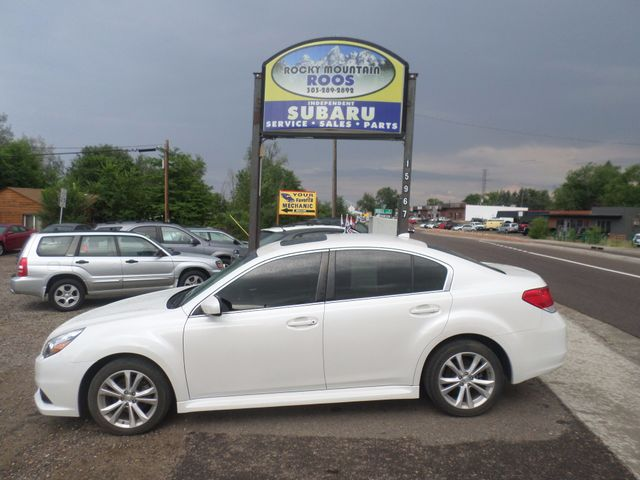 2013 Subaru Legacy 2.5i Limited Golden, Colorado 2