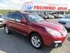 2013 Subaru Outback 2.5i Premium Fairmont, West Virginia