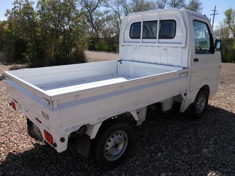 2013 Suzuki Carry 4x4 Mini Truck In Stock Now | Eaton, CO | Eaton Mini Trucks in Eaton, CO