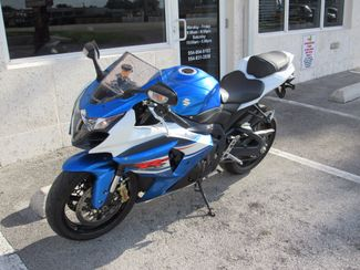 2013 Suzuki GSX-R 1000 Dania Beach, Florida 8