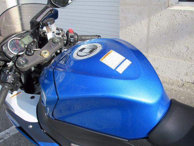 2013 Suzuki GSX-R 1000 Dania Beach, Florida 13