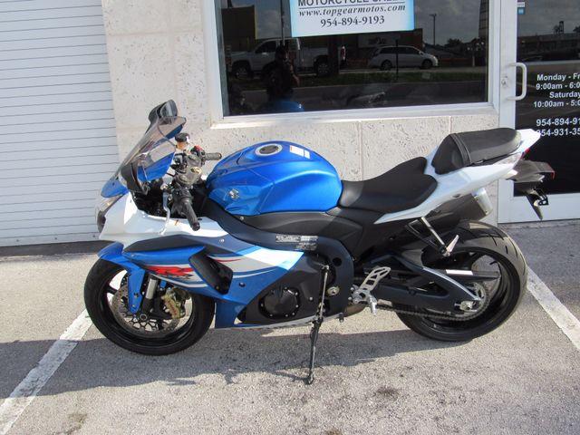 2013 Suzuki GSX-R 1000 Dania Beach, Florida 7
