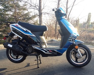 2015 Taotao Thunder 49cc Scooter / Moped in Crate Blaine, Minnesota 1