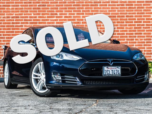 2013 Tesla Model S Performance Burbank, CA 1