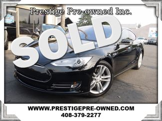 2013 Tesla Model S   in Campbell CA
