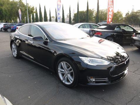 2013 Tesla Model S   in Campbell, CA