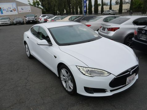 2013 Tesla Model S ((**LOADED NAVIGATION & BACK-UP CAMERA**))  in Campbell, CA
