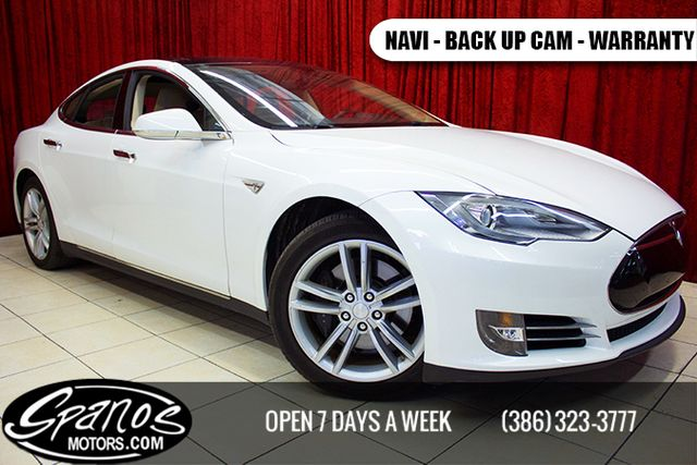 2013 Tesla Model S  | Daytona Beach, FL | Spanos Motors
