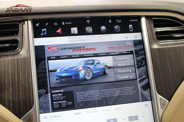 2013 Tesla Model S Performance Merrillville, Indiana 17