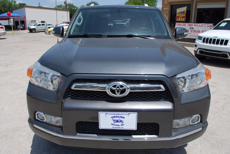 2013 Toyota 4Runner SR5  Brownsville TX  English Motors  in Brownsville, TX