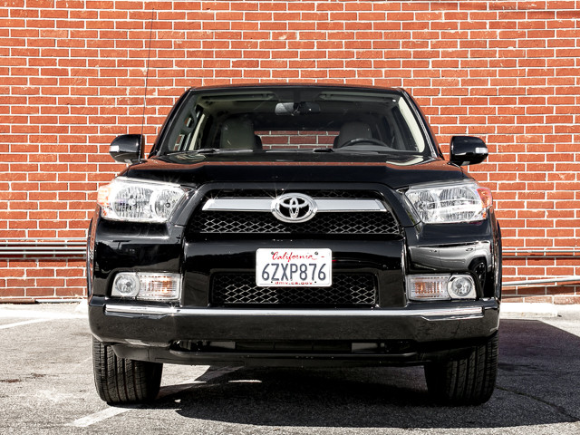 2013 Toyota 4Runner Limited Burbank, CA 1