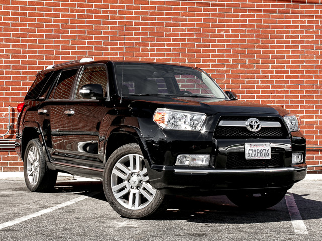 2013 Toyota 4Runner Limited Burbank, CA 2