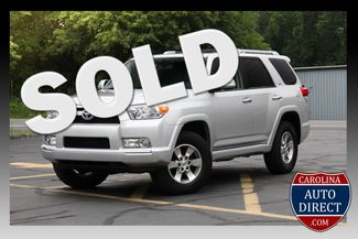 2013 Toyota 4Runner SR5 4WD - SUNROOF - 3RD ROW! Mooresville , NC
