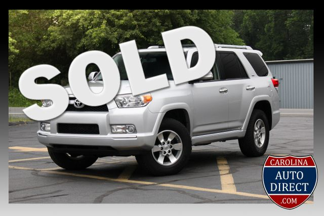 2013 Toyota 4Runner SR5 4WD - SUNROOF - 3RD ROW! Mooresville , NC 0