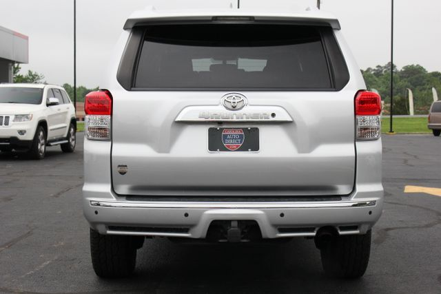 2013 Toyota 4Runner SR5 4WD - SUNROOF - 3RD ROW! Mooresville , NC 16