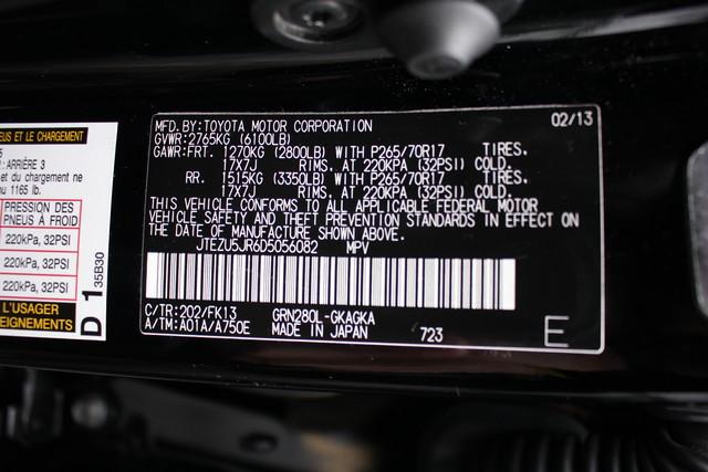 2013 Toyota 4Runner SR5 Mooresville , NC 35