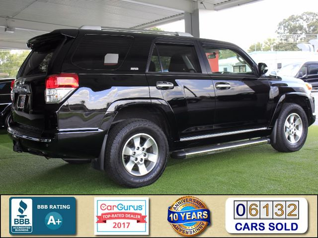 2013 Toyota 4Runner SR5 RWD - SUNROOF - CONVENIENCE PKG! Mooresville , NC 2