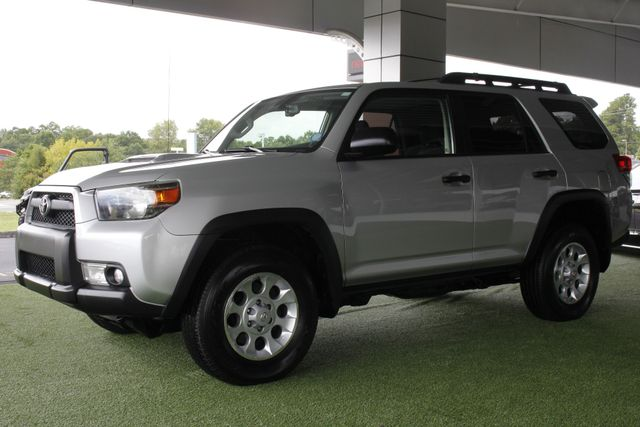 2013 Toyota 4Runner Trail 4WD - NAVIGATION - SUNROOF! Mooresville , NC 22