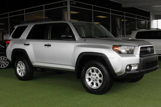 2013 Toyota 4Runner Trail 4WD - NAVIGATION - SUNROOF! Mooresville , NC 21