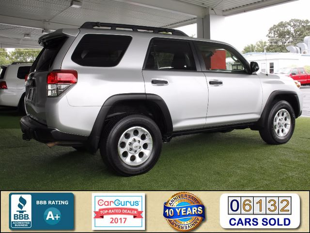 2013 Toyota 4Runner Trail 4WD - NAVIGATION - SUNROOF! Mooresville , NC 2