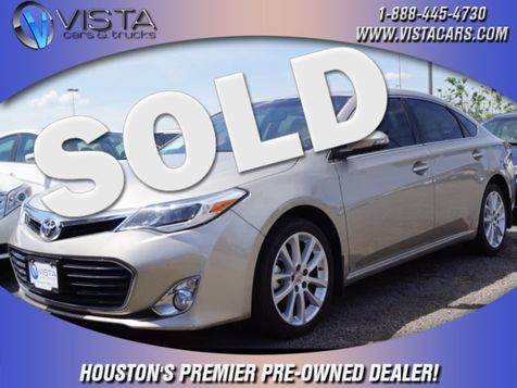 2013 Toyota Avalon XLE in Houston, Texas