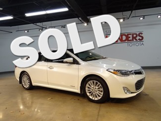 2013 Toyota Avalon Hybrid Limited Little Rock, Arkansas
