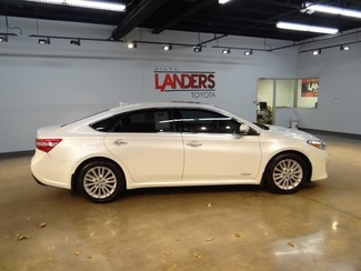 2013 Toyota Avalon Hybrid Limited Little Rock, Arkansas 4
