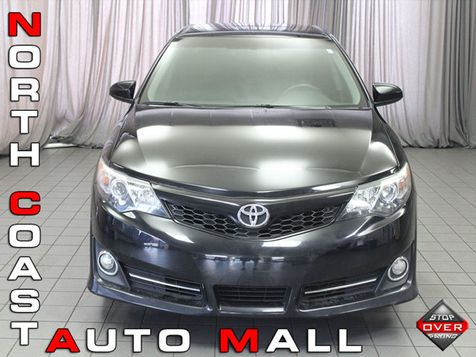 2013 Toyota Camry 4dr Sedan I4 Automatic SE in Akron, OH