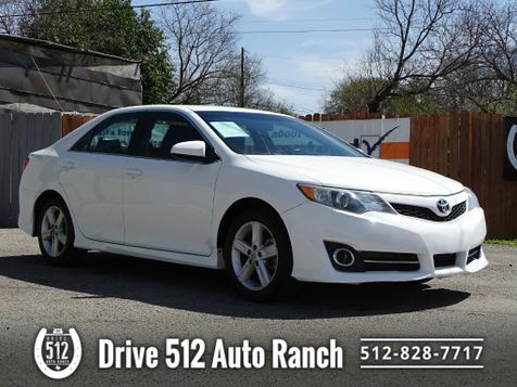 2013 Toyota Camry SE in Austin, TX