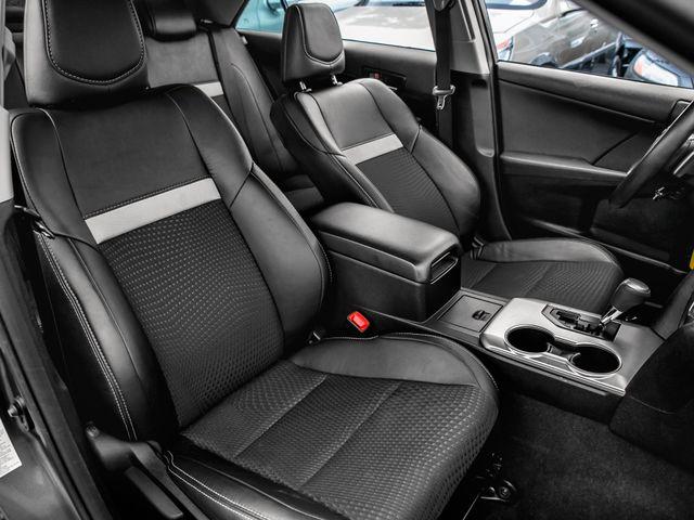 2013 Toyota Camry SE Burbank, CA 12