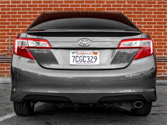 2013 Toyota Camry SE Burbank, CA 3