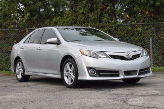 2013 Toyota Camry SE Hollywood, Florida 50