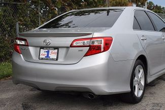 2013 Toyota Camry SE Hollywood, Florida 36