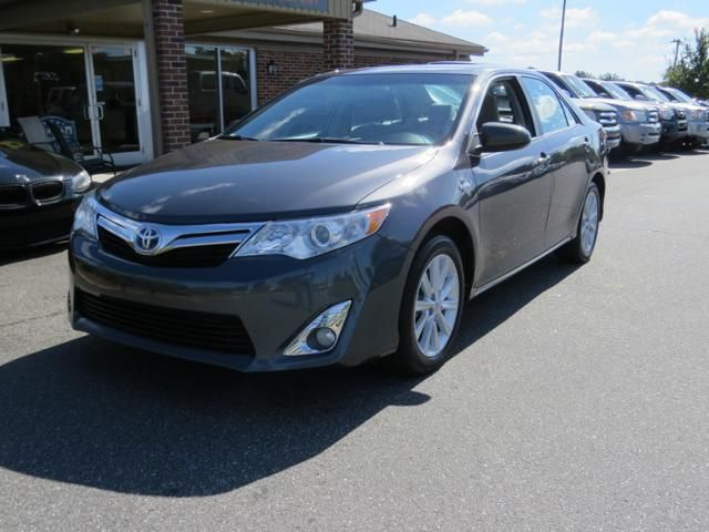 2013 Toyota Camry Hybrid 4dr Sdn LE    Mooresville, NC   Mooresville Motor Company in Mooresville NC