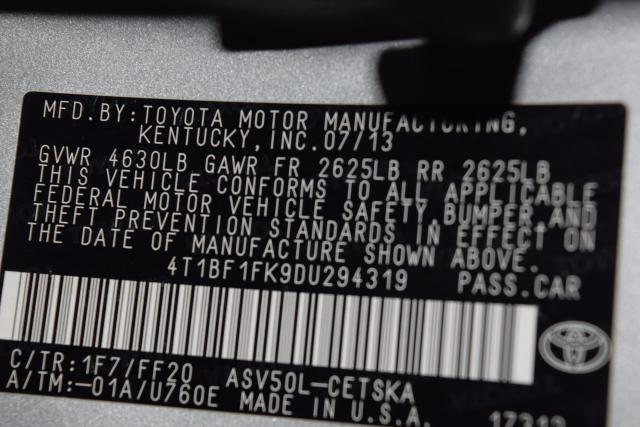 2013 Toyota Camry 4dr Sdn I4 Auto SE Richmond Hill, New York 15