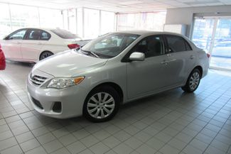 2013 Toyota Corolla LE Chicago, Illinois 3