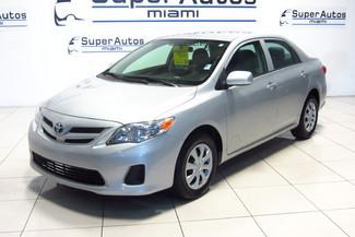 2013 Toyota Corolla L Doral (Miami Area), Florida 1