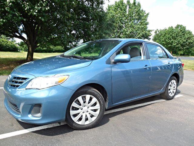 2013 Toyota Corolla LE Leesburg, Virginia 1