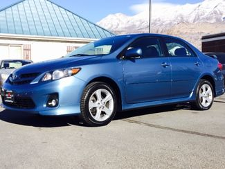 2013 Toyota Corolla S 4-Speed AT LINDON, UT