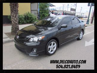 2013 Toyota Corolla S, 1-Owner! Tinted Windows! Clean CarFax! New Orleans, Louisiana