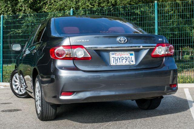 2013 Toyota Corolla LE Reseda, CA 7