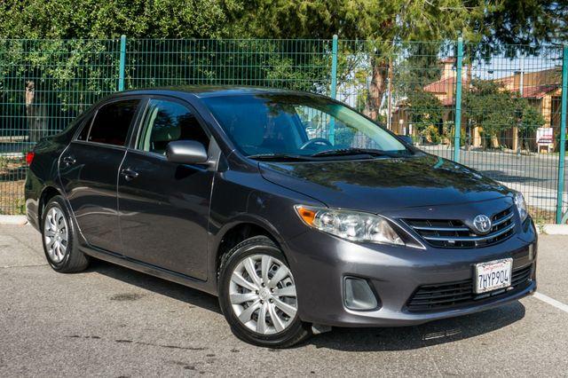 2013 Toyota Corolla LE Reseda, CA 43