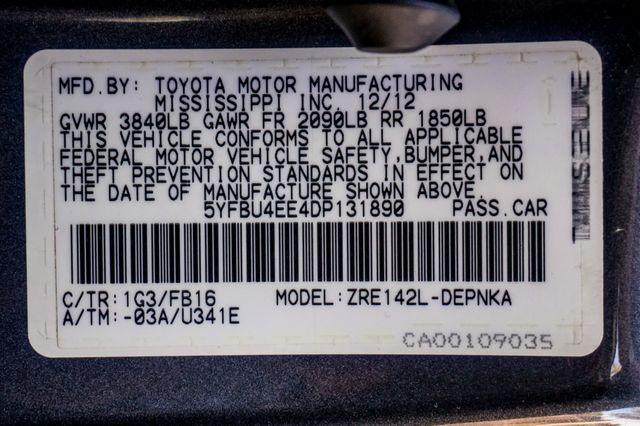 2013 Toyota Corolla LE Reseda, CA 38