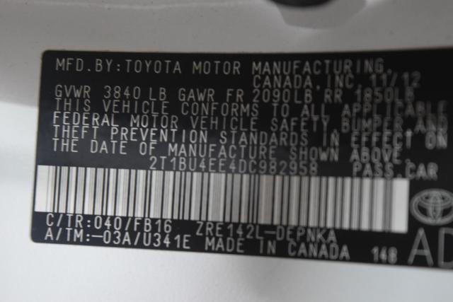 2013 Toyota Corolla 4dr Sdn Auto LE Richmond Hill, New York 16